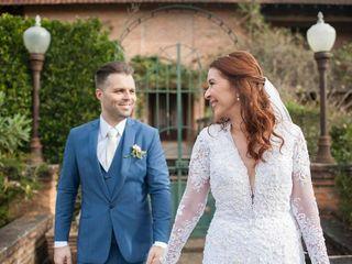 O casamento de Catia  e Emanuel