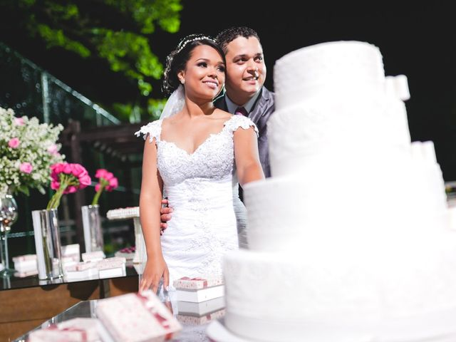 O casamento de Helen e André