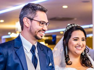 O casamento de Barbara e Diego