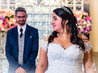 O casamento de Barbara e Diego 1