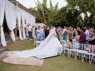 O casamento de Jessyca Vieira  e João Paulo