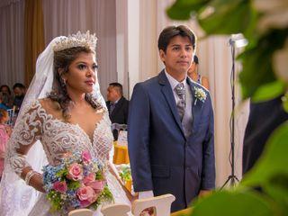 O casamento de Vângela Queiroz e Fredson 2