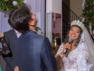 O casamento de Vângela Queiroz e Fredson 3
