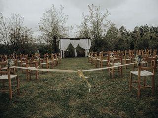 O casamento de Louise e Brian 2