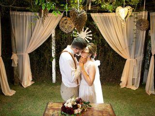 O casamento de Isabela e Octavio