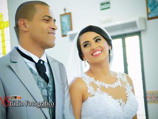 O casamento de Luciane  e Renan 1