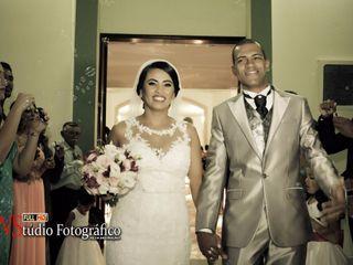 O casamento de Luciane  e Renan 2