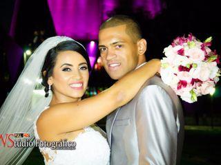 O casamento de Luciane  e Renan