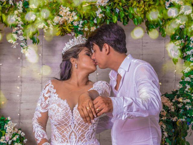 O casamento de Vângela Queiroz e Fredson