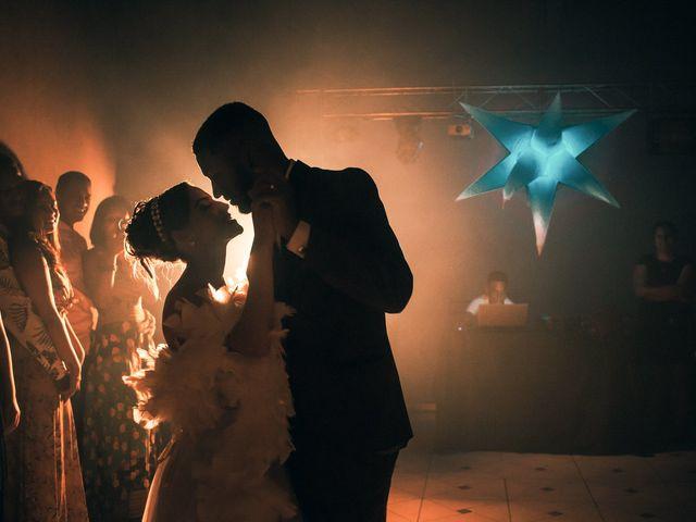 O casamento de Talita e Alan