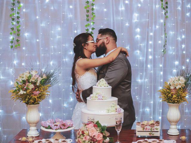 O casamento de Rosiane e Jonathan