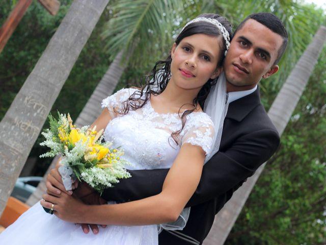 O casamento de Jeisa e Ronan
