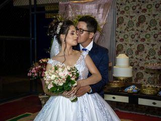 O casamento de Bruna e Danilo