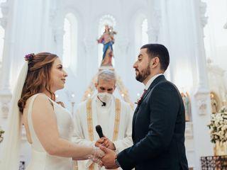O casamento de Nathalie e Matheus