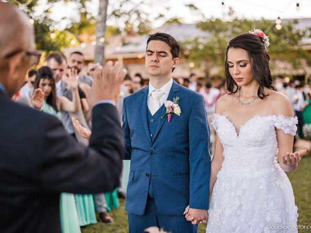 O casamento de Matheus e Sallie em Serra, Espírito Santo 69