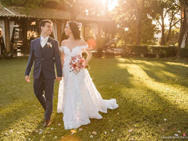O casamento de Sallie e Matheus