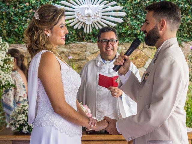 O casamento de Laura e Andre