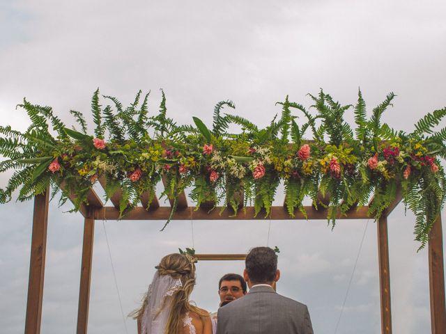 O casamento de Raisa e Andreato
