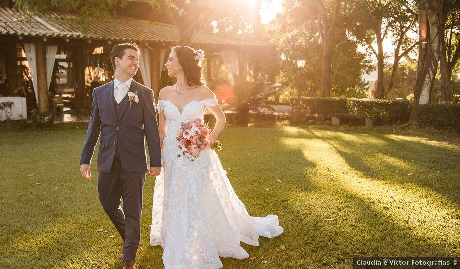 O casamento de Matheus e Sallie em Serra, Espírito Santo