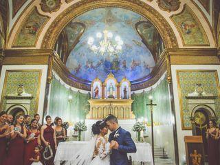 O casamento de Karine e Rodrigo