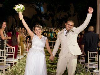 O casamento de Mauricio e Sabrina