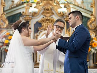 O casamento de Fabíola e Filipe 3