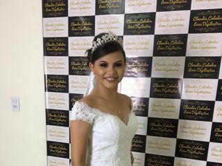 O casamento de Raynanda  e Adson 1