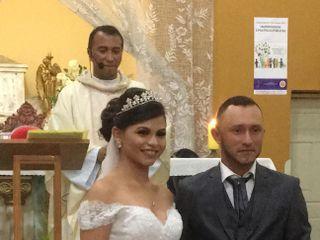 O casamento de Raynanda  e Adson 3