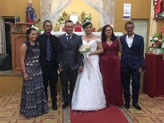 O casamento de Raynanda  e Adson