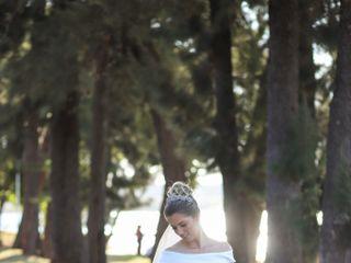 O casamento de Melissa e Julio 1