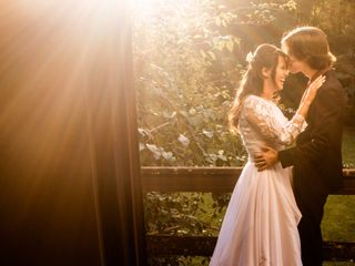 O casamento de Rebeca e Joas