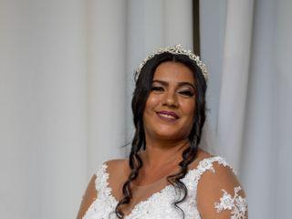O casamento de Celiane e Izo Vieira 1