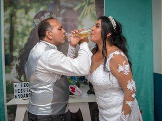 O casamento de Celiane e Izo Vieira