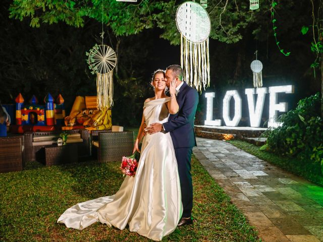 O casamento de Melissa e Julio