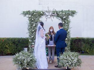 O casamento de Carina e Diogo