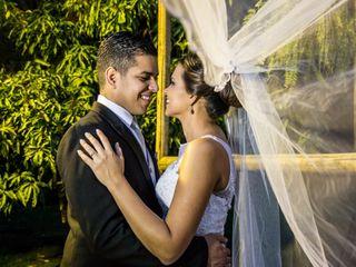 O casamento de Vanielle e Bruno