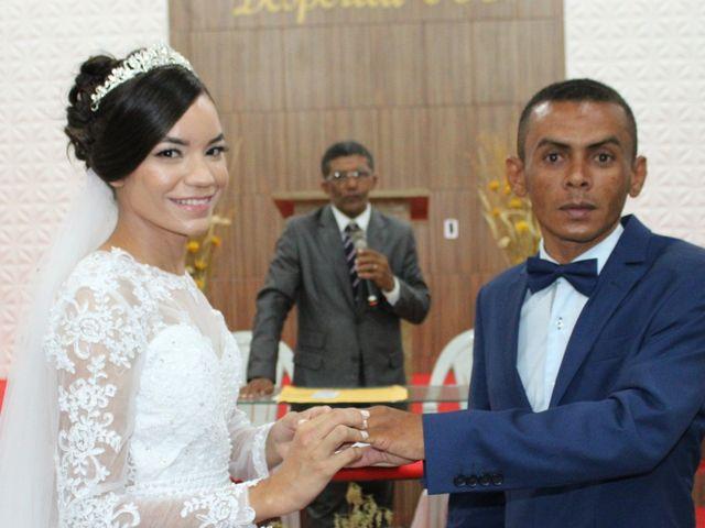 O casamento de Francisco e Izabel em Castelo do Piauí, Piauí 1