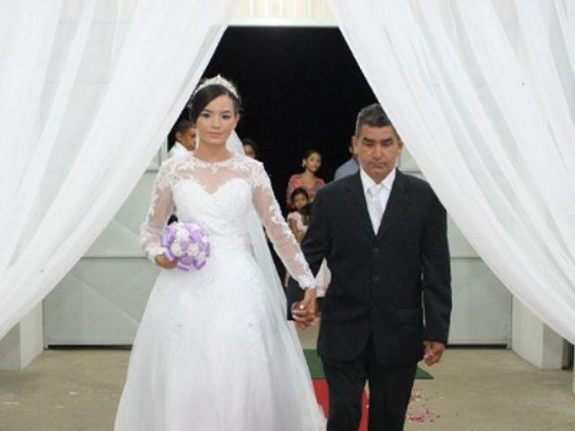 O casamento de Francisco e Izabel em Castelo do Piauí, Piauí 2