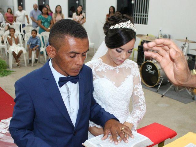 O casamento de Francisco e Izabel em Castelo do Piauí, Piauí 4
