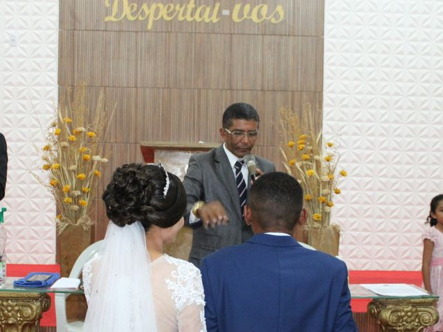 O casamento de Francisco e Izabel em Castelo do Piauí, Piauí 5