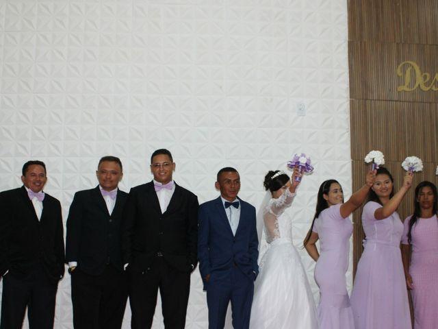 O casamento de Francisco e Izabel em Castelo do Piauí, Piauí 8