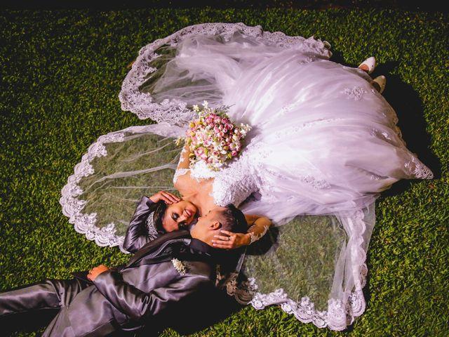 O casamento de Carolina e Fabio
