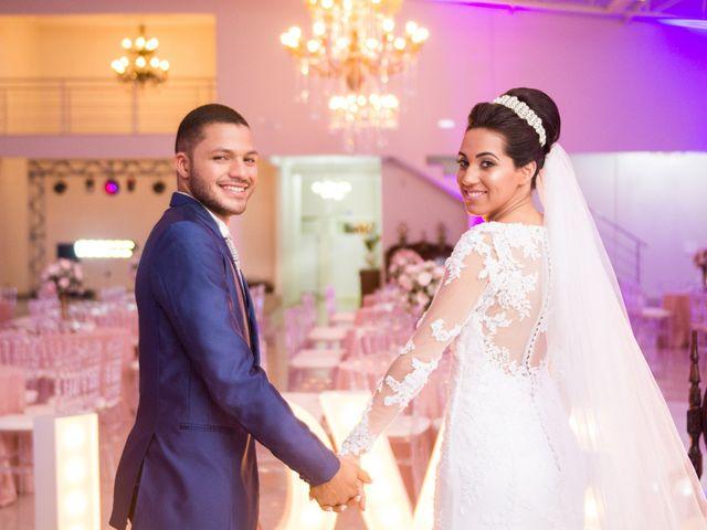 O casamento de Hanna e Alesson