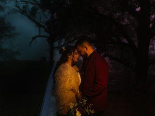 O casamento de Kamila e Felipe