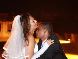 O casamento de Dorival e Herika