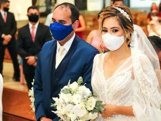 O casamento de André Nunes Camargo e Hellen Santos Biangulo 2