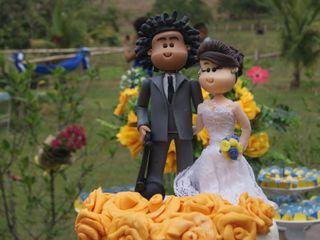 O casamento de Alline Prado e Wellington Prado 1