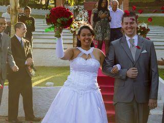 O casamento de Suellen e Carlos
