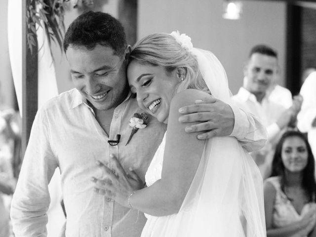 O casamento de Drieli e Tiago