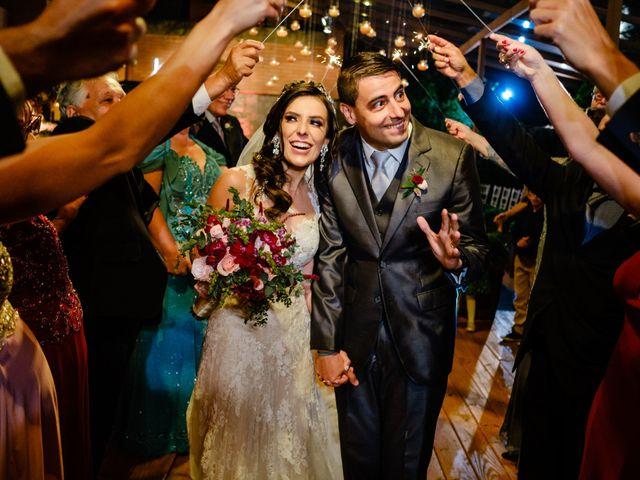 O casamento de Juliana e Geo